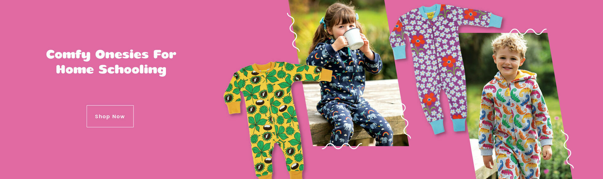 Comfy Onesies For Home Schooling