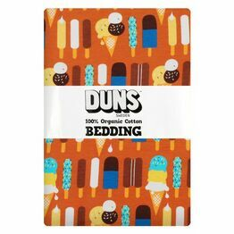 Duns Pumpkin Ice Cream Bedding