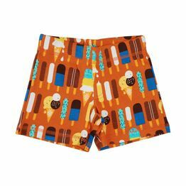 Duns Ice Cream Pumpkin Short Pants