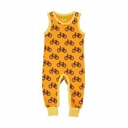 MTAF Orange Bike Dungarees