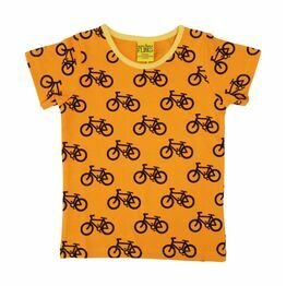 Bike Orange MTAF Short Sleeve Top