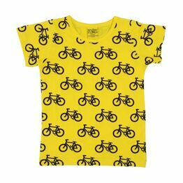 Bike Yellow MTAF Short Sleeve Top 86/92 only