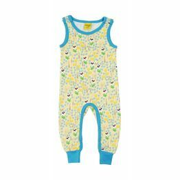 Duns Meadow Yellow Dungarees