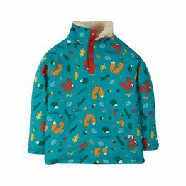 Frugi Snuggle Fleece, The National Trust