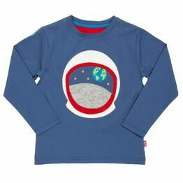 Kite Moon view t-shirt