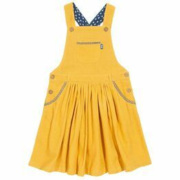 Kite Twirly pinafore