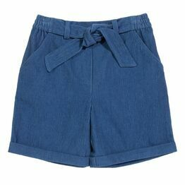 Kite Half Belt Elasticated Cord Shorts