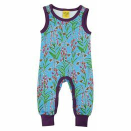 Duns Willowherb Blue Dungarees