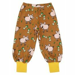 Duns Chipmunk Pigs Baggy Pants
