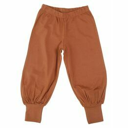 Duns Chipmunk Brown Baggy Pants