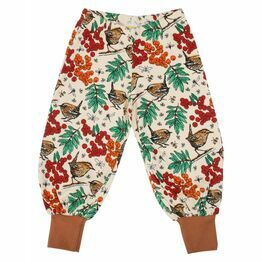 Duns Mother of Pearl Rowanberry Baggy Pants