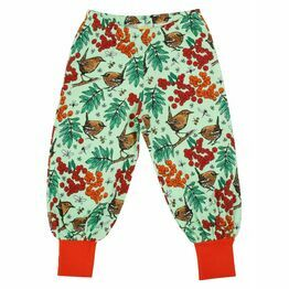 Duns Green Rowanberry Baggy Pants