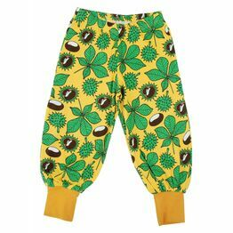 Duns Yellow Chestnut Baggy Pants
