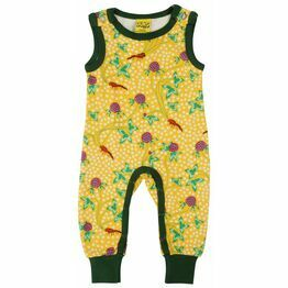 Duns Red Clover Dungarees