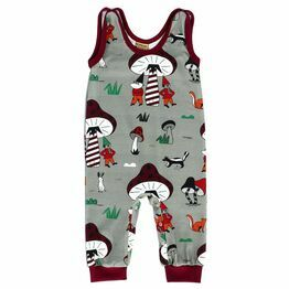 Raspberry Republic Dungarees Elves and Gnomes