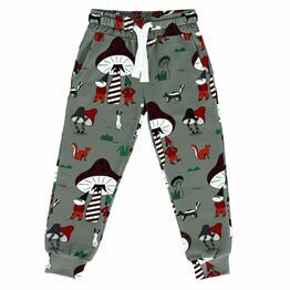 Raspberry Republic Sweatpants Elves and Gnomes