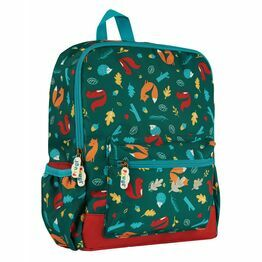 Frugi The National Trust Adventurers Backpack, Pine Wood