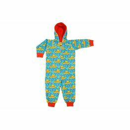 DUNS Submarine Hooded Onesie (Last Ones)