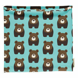 Maxomorra Bear Tube Scarf