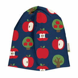 Maxomorra Apple Velour Hat