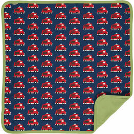 Maxomorra Fire Truck Blanket