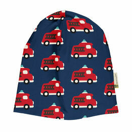 Maxomorra Fire Truck Hat