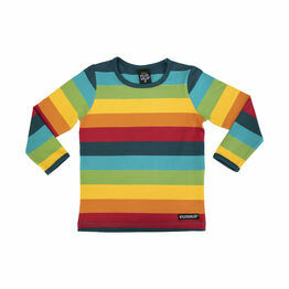 Villervalla Athens Multistripe Long Sleeve T Shirt