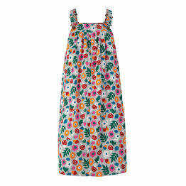 Frugi Berry Cord Pinafore - Tin Roof Lost Words