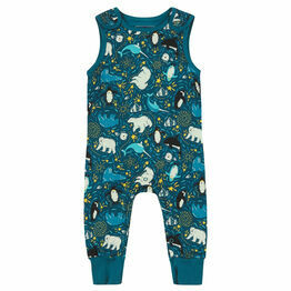 Piccalilly Arctic Dungarees