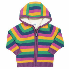 Kite Rainbow Jurassic Hooded Jacket