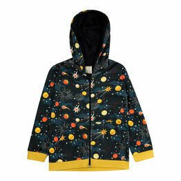 Piccalilly Kid's Solar Space Hoodie