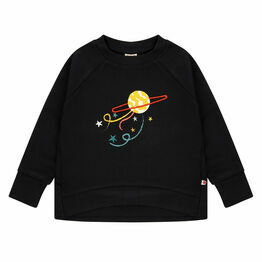 Piccalilly Kid's Saturn Sweatshirt