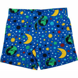 DUNS Mother Earth Blue  Short  Pants