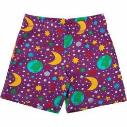 DUNS Mother Earth Bright Violet  Short  Pants