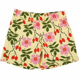 DUNS Rosehip Yellow  Short  Pants