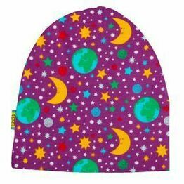 DUNS Mother Earth Bright Violet  Double Layer Hat