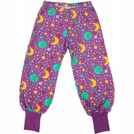 DUNS Mother Earth Bright Violet Baggy Pants