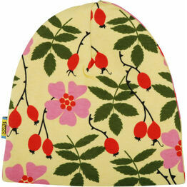 DUNS Rosehip Yellow  Double Layer Hat