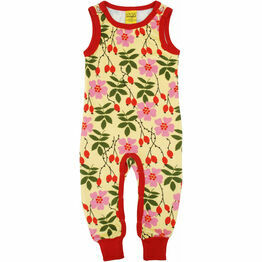 DUNS Rosehip Yellow  Dungaree