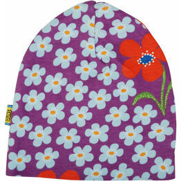 DUNS Flower Amethyst  Double Layer Hat
