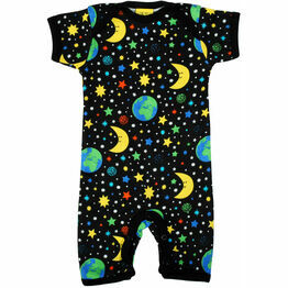 DUNS Mother Earth Black  Summer Suit