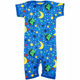 DUNS Mother Earth Blue  Summer Suit