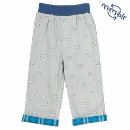 Cool cat 2-in-1 Pull Up Trousers