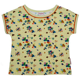 Ba*ba Multicolor t-shirt - Flower field