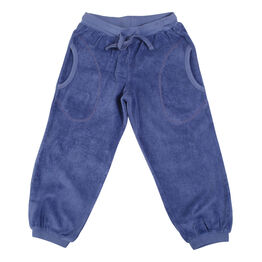 Duns Terry Trousers - TWILIGHT PURPLE