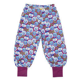 Duns Adult Baggy Pants - Pansy - Hyacinth Violet