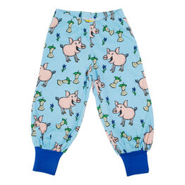 Duns Baggy Pants - Pig - Blue