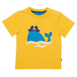 Kite Pirate whale t-shirt