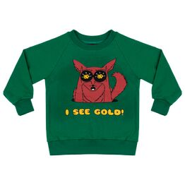 Jelly Alligator Sweatshirt Fool's Gold