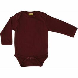 DUNS Sweden Wine Red MTAF Long Sleeve Vest